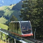 Photo of Funiculaire Moleson sur Gruyeres