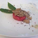 Carne di fassone con tartufo
