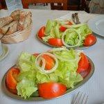 Raciones de ensalada