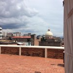 Latest update Hotel Mac Arthur located in the center Tegucigalpa.   Pictures from the roof and b