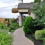 Buon Appetito - Lovely Garden Entrance
