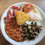 Fox Tor Cafe Small Breakfast £6.20 for 2017