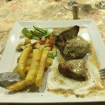 Alpaca a la pimienta, un excelente plato