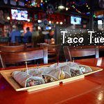 Taco Tuesday - $1 Off all tacos + drink specials