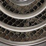 filthy exhaust fan
