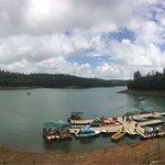 Photo of Pykara Lake and Pykara Falls