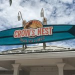 Love the Crow's Nest!