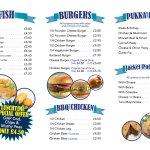 2017 menu and prices