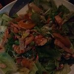Asian Chicken Salad, not bad