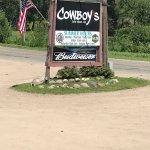 Foto van Cowboys
