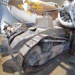 World War 1 Tank (number 2)