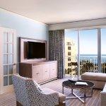 One Bedroom Suite Partial Ocean View