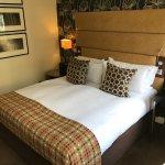 Chancery Suite bedroom