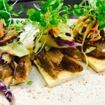Five Spiced Pulled Duck
