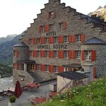 Hotel Grimsel Hospiz Foto
