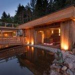 Green Lake Hotel Weiher Foto