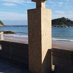 Photo de Ondarreta Beach