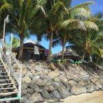 Foto de Tanu Beach Fales