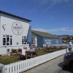 The Saltdean Tavern.