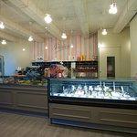 Pasion: gelateria, caffetteria, frullati di origine naturale