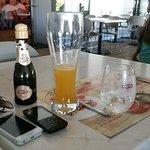 """"""" Просекко """"и пиво нефильрованное ..."""