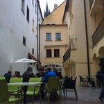 Fotografie: Týnská literární kavárna