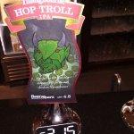 Hop Troll on Handpump