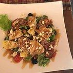 Chicken & Bacon Salad @ Adi Asri, Ubud