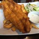 Really very nice and big fish & chips