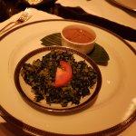 The Kashmiri spinach