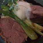 Main- beautifully delicious lamb rump