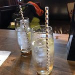 a test of the products - not ours but the original Plymouth Gin