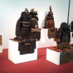 Expo temporaire samourai