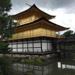 Templo del Pabellón de Oro (Kinkaku-ji)