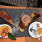 Café gourmand exceptionnel !