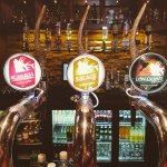 Great selection of craft beers