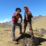 Lares trek in the Andes - Day 1