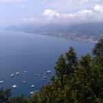 Photo de Camogli - San Rocco - Batterie - San Fruttuoso Trail