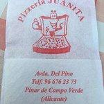 Foto de Pizzeria Juanita