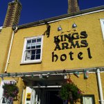 Foto de Kings Arms Hotel Restaurant