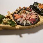 Sushi unseres Sushi Meisters