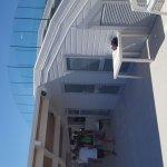 Foto del Bagno collegato alla struttura. Stanza in struttura.