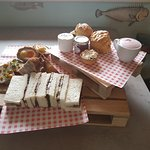 Lincolnshire afternoon tea