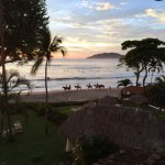 View from Room at Hotel Tamarindo Diria
