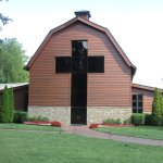The Billy Graham Library.