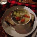 Chukuchuku fish soup