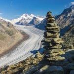 Photo of Aletsch Glacier