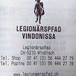 Legionärspfad Vindonissa
