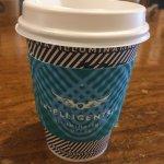 Thanks for my morning latte!