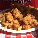 Newick's Fried Shrimp